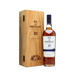 (Discontinued) Macallan 30 Sherry Cask (1x70cl)